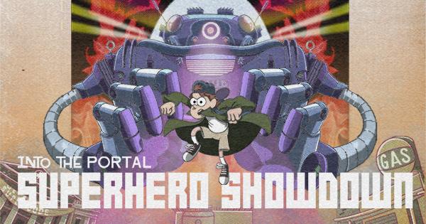 New Into the Portal podcast season, Super Showdown